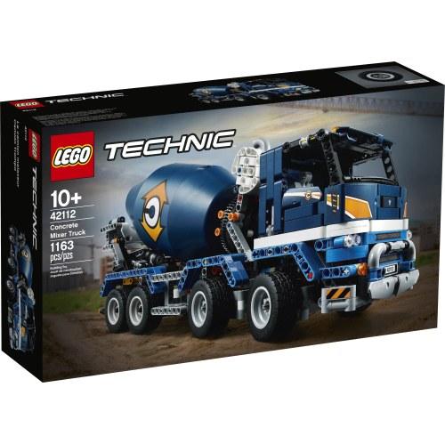Concrete Mixer Truck 42112