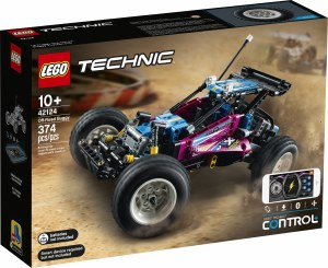 Off-Road RC Buggy 42124