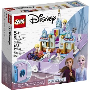 Anna & Elsa's Storybook 43175