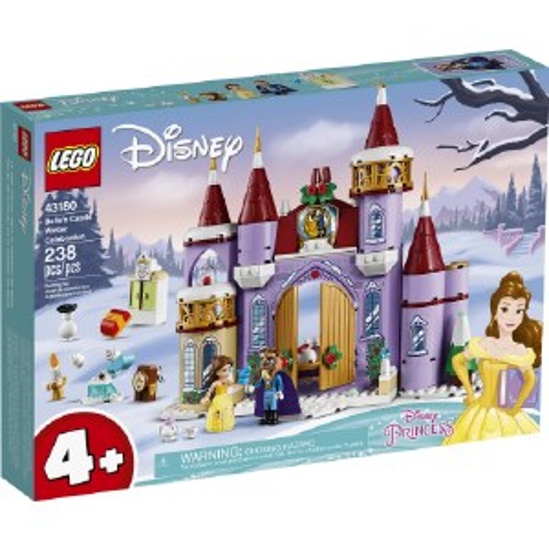 Belle's Castle Winter C 43180