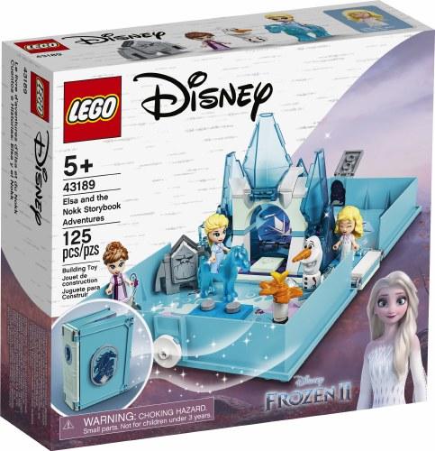 Elsa & the Nokk Storybk 43189