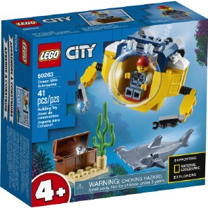 Ocean Mini-Submarine 60263