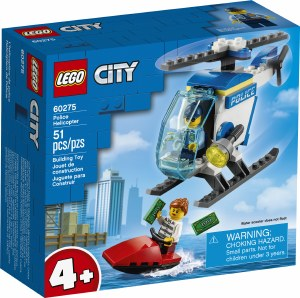Police Helicopter 60275