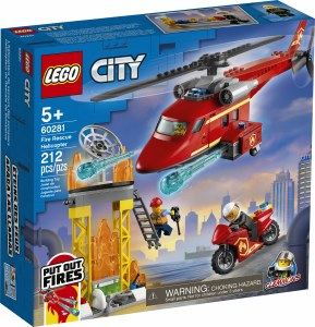 Fire Rescue Helicopter 60281