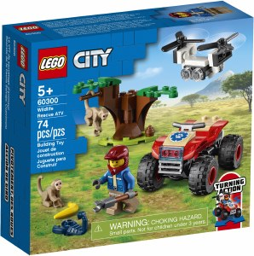 Wildlife Rescue ATV 60300