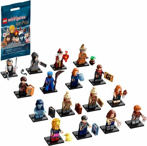 Minifigures Harry Potter 71028