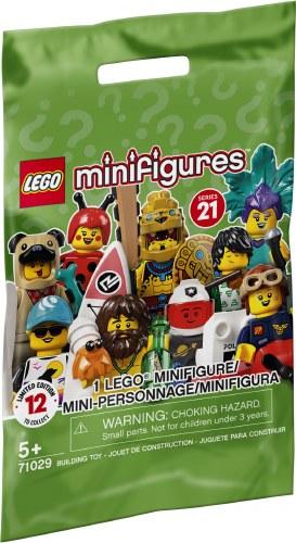 Minifigures Series 21 -  71029