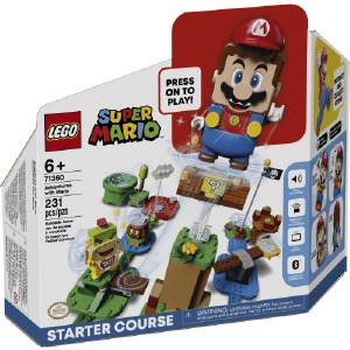 Adventures w Mario Strtr 71360