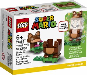 Tanooki Mario Power-Up 71385