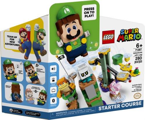 Adventures w Luigi Strtr 71387