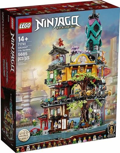 Ninjago City Gardens 71741
