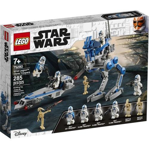 501st Legion Clone Trprs 75280