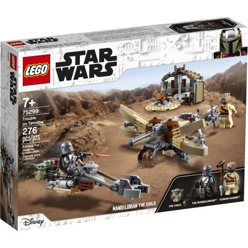 Trouble on Tatooine™ 75299