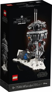 Imperial Probe Droid 75306