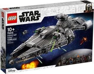 Imperial Light Cruiser 75315