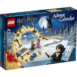 Harry Potter Advent Cal 75981