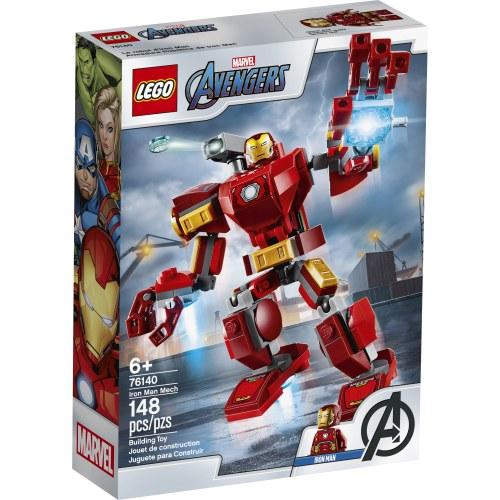Iron Man Mech 76140