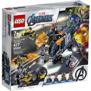 Avengers Truck Take-down 76143