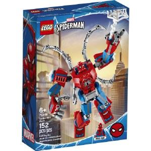 Spider-Man Mech 76146