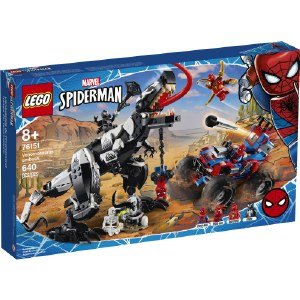 Spider-Man Venomosaurus 76151