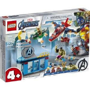 Avengers Wrath of Loki 76152
