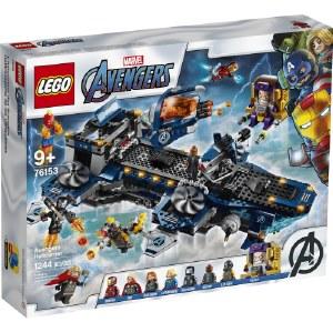 Avengers Helicarrier 76153