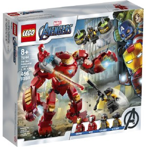 Iron Man Hulkbuster AIM 76164
