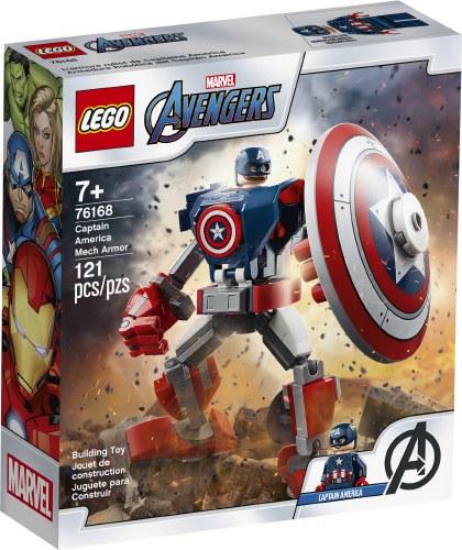 Captain America Mech 76168