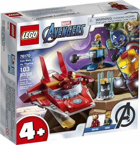 Iron Man vs. Thanos 76170