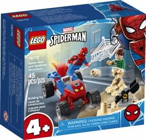 Spider-Man & Sandman Shw 76172
