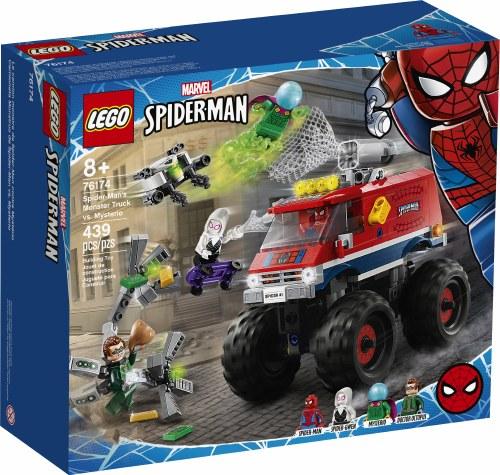 Spider-Man's Monster Trk 76174