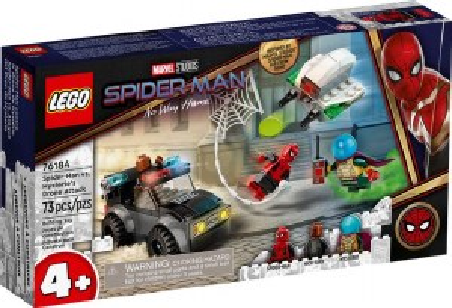 Spider-Man v Mysterio Dr 76184