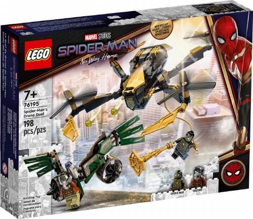 Spider-Man's Drone Duel 76195