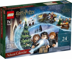 Harry Potter Advent Cal 76390