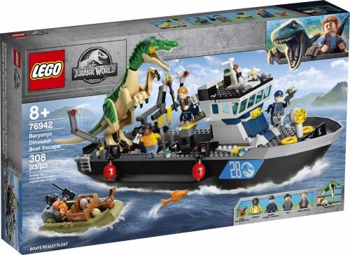 Baryonyx Boat Escape 76942
