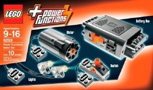 Power Functions Motor 8293