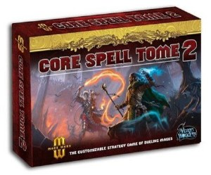 Mage Wars- Core Spell Tome #2