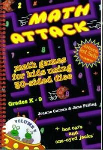 Math Attack (Vol V) Gr K-9