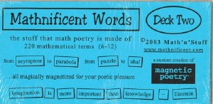 Mathnificent Words II (7-12)