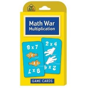 Math War Multiplication