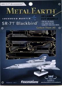 MetalWorks - SR-71 Blackbird