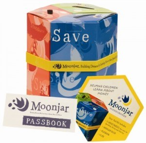 MoonJar Moneyboxes Set