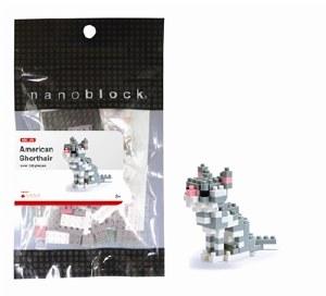 nanoblock Cat