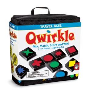 Qwirkle Game Travel