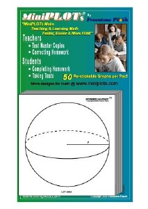 Spherical-Plot Graphing Pad