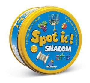 Spot It! Shalom/op