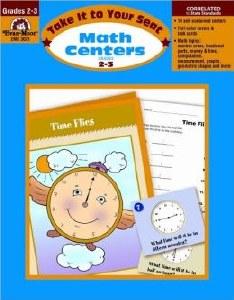 Math Centers 2-3