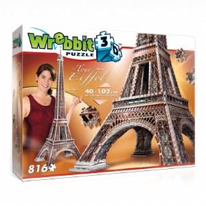 Eiffel Tower 3-D 816 pieces
