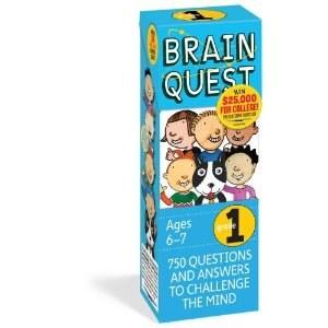 Brain Quest 1st Grade 4th ed
