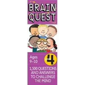 Brain Quest 4th Grade  4th ed
